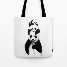 Pand-erations Tote Bag