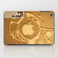 Are We Alone ? iPad Case