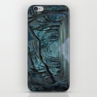 Southern Moonlight iPhone & iPod Skin