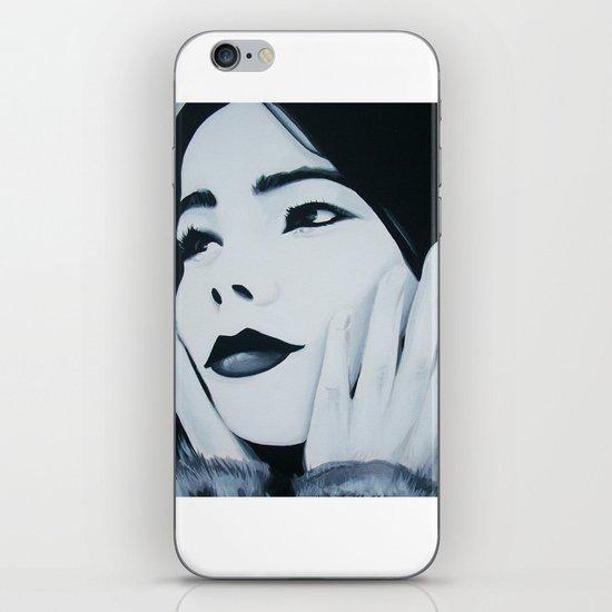 Bjork Muse iPhone & iPod Skin