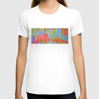 pastel T-shirts featuring Pastel by elikourY