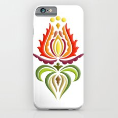 Fancy Mantle on White iPhone 6s Slim Case