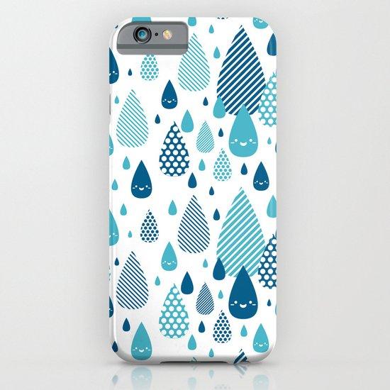 raindrop iPhone & iPod Case