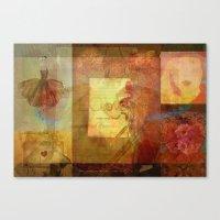 Brief Encounter Canvas Print