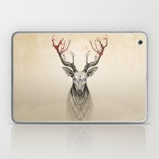 Deer tree Laptop & iPad Skin