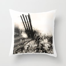 art in the sand series 1 Throw Pillow