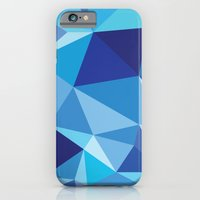 Geometric Print iPhone 6 Slim Case