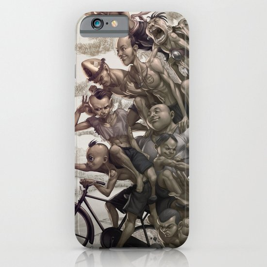 Ten Brothers iPhone & iPod Case