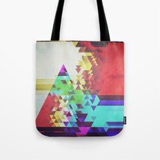 Triangle Lover Tote Bag