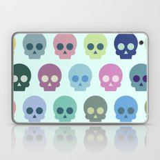 Colorful Skull Cute Pattern Laptop & iPad Skin