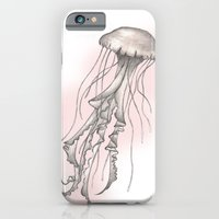 iPhone & iPod Case featuring Jellyfish by metroymediodesigns