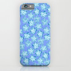 Wallflower - Colony Blue Slim Case iPhone 6s