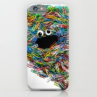 iPhone & iPod Case featuring Clip Art: Behemoth! by Marco Angeles