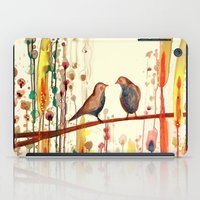 les gypsies iPad Case