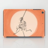 In The Devil's Snare (One) iPad Case