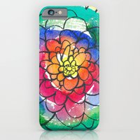 iPhone & iPod Case featuring Blossom by Reneé Leigh Stephenson