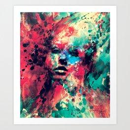 Art Print - Metamorphosis - RIZA PEKER