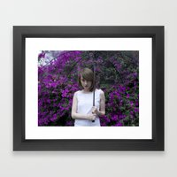 Ana Karenina 2 Framed Art Print