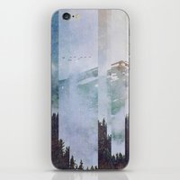 Fractions A38 iPhone & iPod Skin