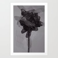 Leaf Ten Art Print