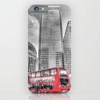 Canary Wharf  London iPhone 6 Slim Case