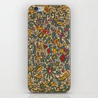 - Fossils - iPhone & iPod Skin