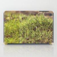 Spring Grass iPad Case