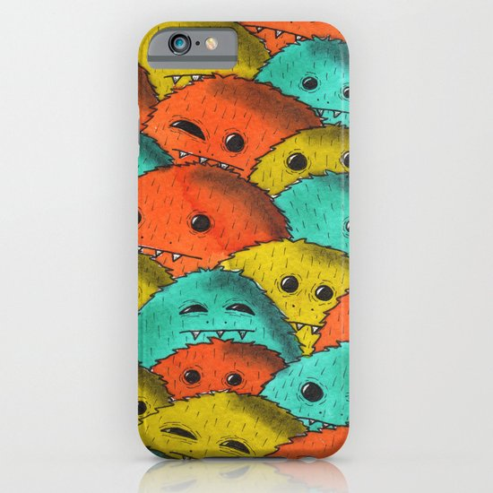 Furries iPhone & iPod Case