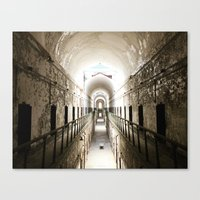 Eastern State Penitentiary  Canvas Print