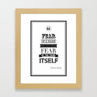 Hp Quotes: Philosophers … Framed Art Print