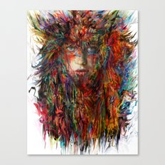 nature spirit Canvas Print