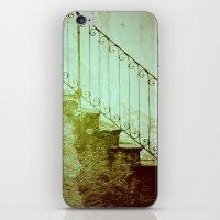 Stairs II iPhone & iPod Skin