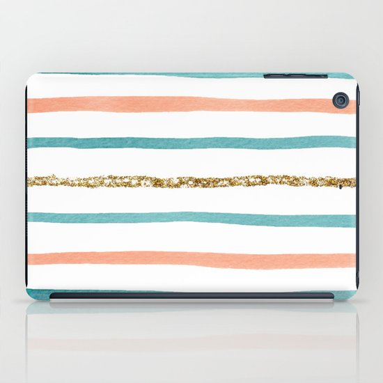 Sparkle Stripe iPad Case