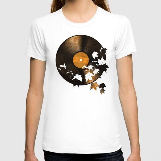 Autumn Song  T-shirt