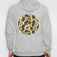 Toucans [yellow] Hoody