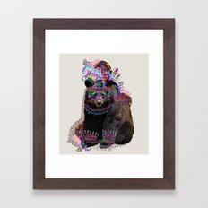 Ohkwari  Framed Art Print