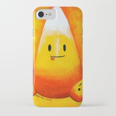Candy Corn Family Slim Case iPhone 7