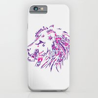 iPhone & iPod Case featuring Aztec Lion by Ashleigh