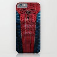 iPhone Cases featuring Spidey-Sense  by Emiliano Morciano (Ateyo)