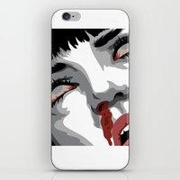 There Goes Mrs. Mia Wall… iPhone & iPod Skin