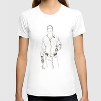 drive T-shirts featuring Drive by Marc Mif