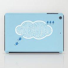 Maze Cloud iPad Case