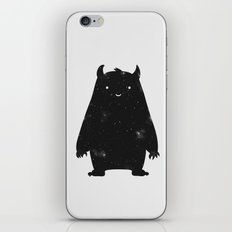 Mr. Cosmos iPhone & iPod Skin
