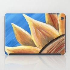 Fall Sunflower iPad Case