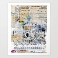 Blind Perfectionist Art Print