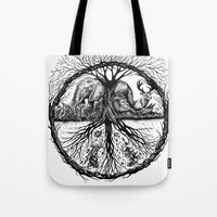 WILD PEACE Tote Bag