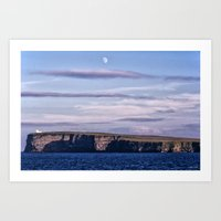 Duncansby Head Scotland Art Print