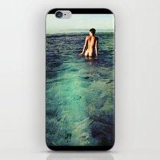 Nude Ocean iPhone & iPod Skin