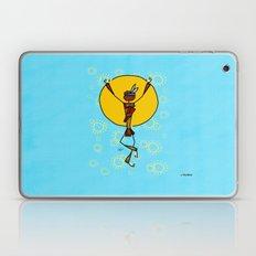 Spiritual dance Laptop & iPad Skin