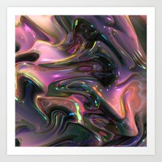 440 Fractal Art Print